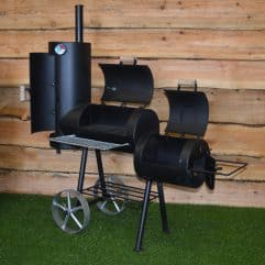 BBQ Smoker 9 inch