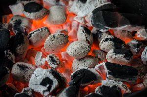 briketten houtskool gestookte rookoven bbq